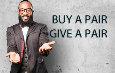 Buy a pair, give a pair